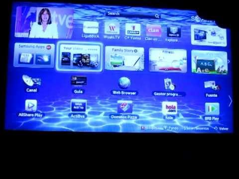 SAMSUNG 3D Led Tv Full HD SmartTV 40