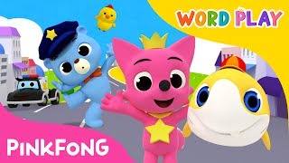 Polar Bear to ABC | Baby Shark and More | Compilation | Word Play | Pinkfong Songs for Children