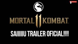MORTAL KOMBAT 11 - TRAILER OFICIAL (2019) #MK11