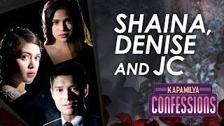 Kapamilya Confessions with Shaina, Denise, and JC   YouTube Mobile Livestream