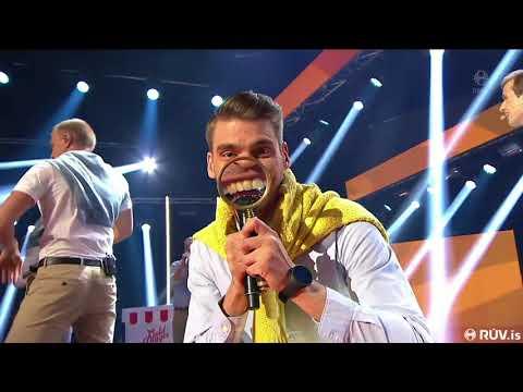 Aron Hannes - Gold Digger (Söngvakeppnin 2018 - Final)