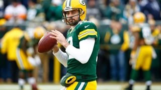 Top 10 Aaron Rodgers Plays