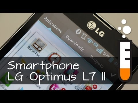 Optimus L7 II P714 LG Smartphone - Resenha Brasil