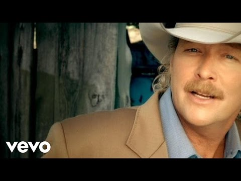 Alan Jackson - The Talkin' Song Repair Blues Music Videos