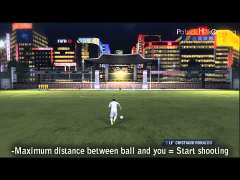 Fifa 12/13 | Longshot Tutorial | How to score Longshots in Fifa 12 | HD