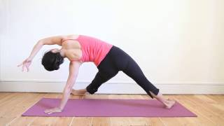 Vinyasa Floor Sequence