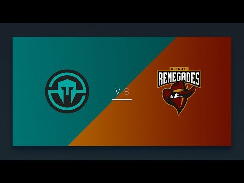 CS:GO - Immortals vs. Renegades [Cbble] Map 1 - NA Day 4 - ESL Pro League Season 6