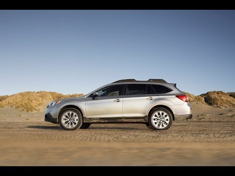 2015 Subaru Outback First Look -- Edmunds.com