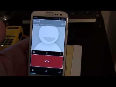 Echolink Ireland Conference demo using an Allstar Node  [1080p]  ham radio