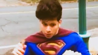 Real life superman found!!! Try not to laugh🤣😂