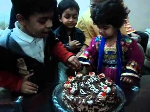 Hamna Birthday
