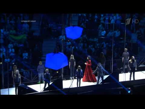 Loreen & children  ''Euphoria'' Eurovision 2013