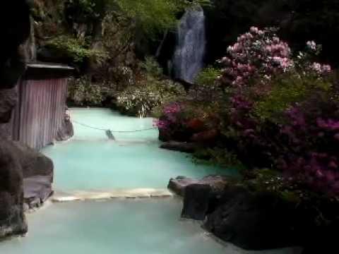 大分県 赤川温泉