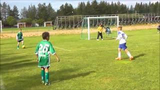 Sammandrag i fotboll, Ifk Luleå P-05 vs Assi, Baik, Lira Blå