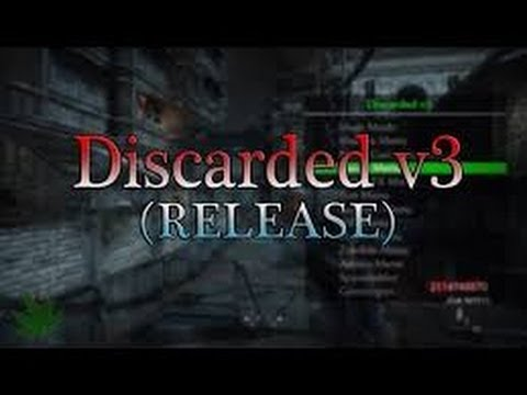 COD WaW Discarded v3 Zombies Mod Menu + Download PS3/Xbox 360