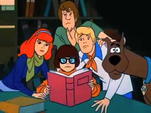 Scooby Doo, Where Are You? - Seasons 1 And 2 Intros (reversed) video