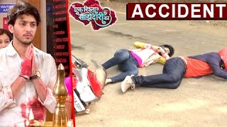 Sanchi In CRITICAL Condition | Meets With An ACCIDENT | Ek Rishta Saajhedari Ka