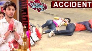 Sanchi In CRITICAL Condition | Meets With An ACCIDENT | Ek Rishta Saajhedari Ka