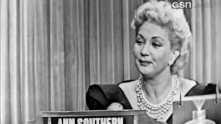 What's My Line? - Ann Sothern (Aug 30, 1953)