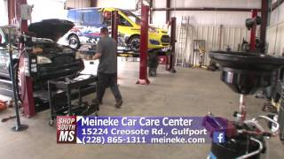 Shop South Mississippi - Meineke Car Care Center