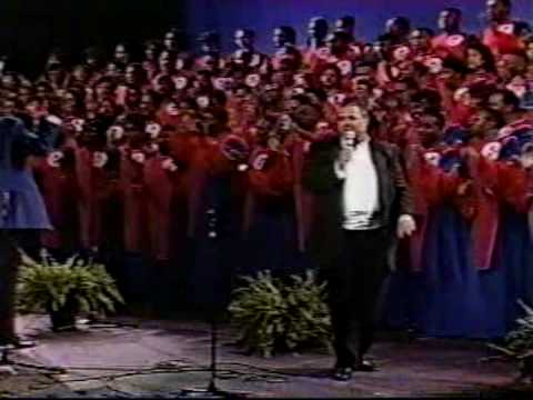 "Mississippi Mass Choir ""What A Friend"""