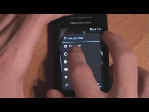 Wgrywanie Androida 4.0 ICS Xperia X8 [Root. Łamanie Bootloadera. Kernel nAa] MiniCM9-3.0.3