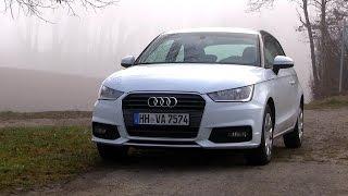 2015 Audi A1 1.4 TDI Ultra (90 HP) Test Drive