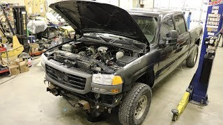 700HP Duramax Is Almost Ready To RIP!