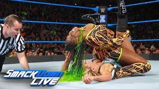 Naomi vs. Charlotte Flair - SmackDown Women's Championship Match: SmackDown LIVE, April 25, 2017