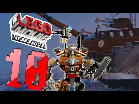 Let's Play The Lego Movie Videogame Part 10: Wir sinken!