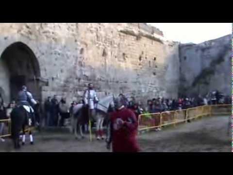 Justas medievales en Ledesma