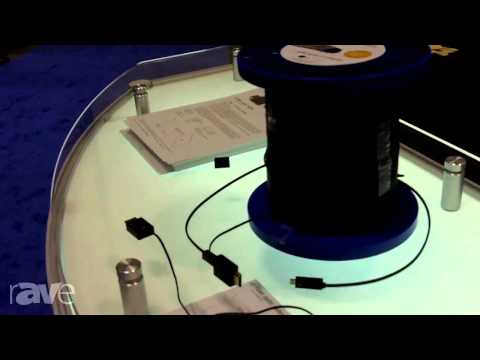 InfoComm 2013: Celerity Technologies Explains Fiber Optic HDMI Solution