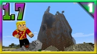 Minecraft 1.7 Lets Play Mountain Survival Episode #1