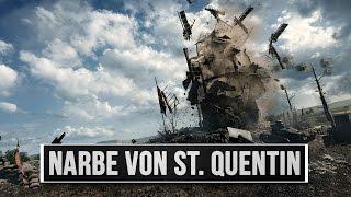 Battlefield 1 Map Guide - Die Narbe von St. Quentin   Eroberung