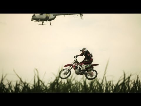 Motocross Race through a Sugarcane Field – Red Bull Cross Choice 2012