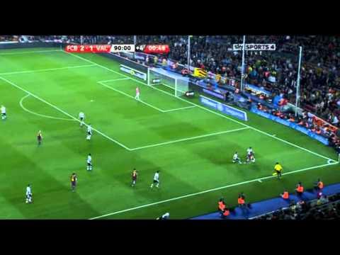 Pedro vs Valencia