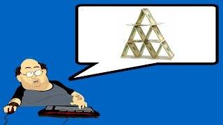 10 характеристик финансовой пирамиды . Как не стать жертвой финансовой пирамиды