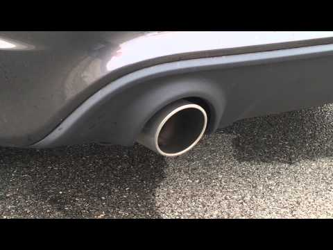 Original 2015 Dodge Charger SRT Hellcat Exhaust Note  SCAT PACK