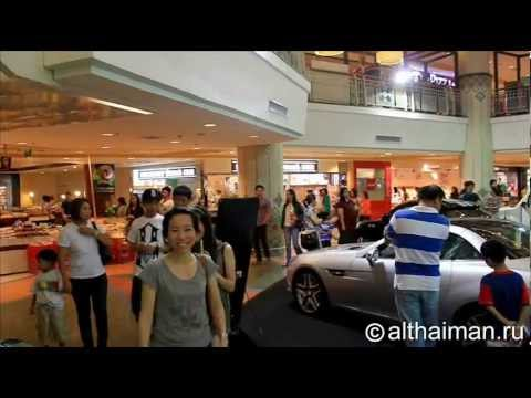 Chiang Mai Shopping Malls 2012