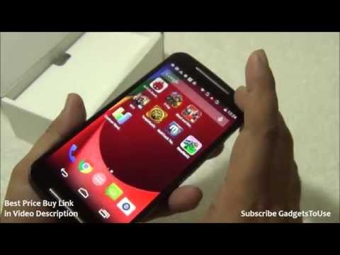 2014 New Moto G 2nd Generation Unboxing. Full Review. Camera. Battery. Value for Money Overview