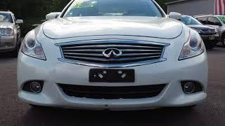 2011 INFINITI G37 Sedan x Used Cars - Whitman,Massachusetts - 2018-06-14