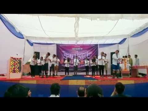 Freshers Performance 2014 (Delhi Technical Campus)
