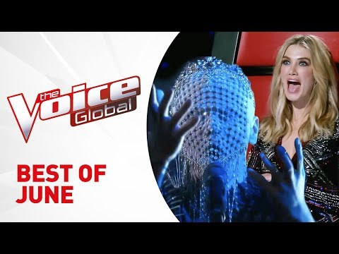 BEST OF JUNE 2019 in The Voice