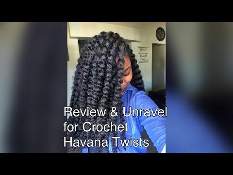 Crochet Havana Twists Review & Unravel