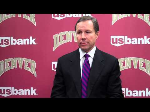 Postgame Interview with Coach Gwozdecky (3/17/13)