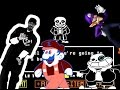 Undertale - Mogolovonio vs Grandlovania vs MegaloWAHnia vs Weedlovania MP3