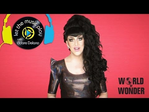 Calling All Goddesses - Adore Delano's Let the Music Play