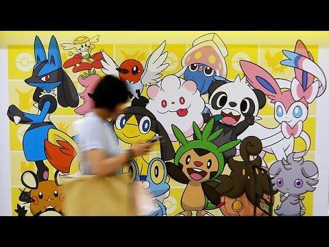 La sortie repoussée de Pokemon Go au Japon pénalise Nintendo - economy