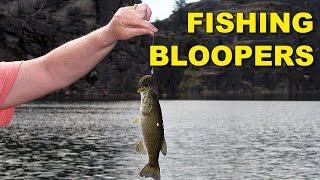 Funny Fishing Bloopers | Bass Fishing