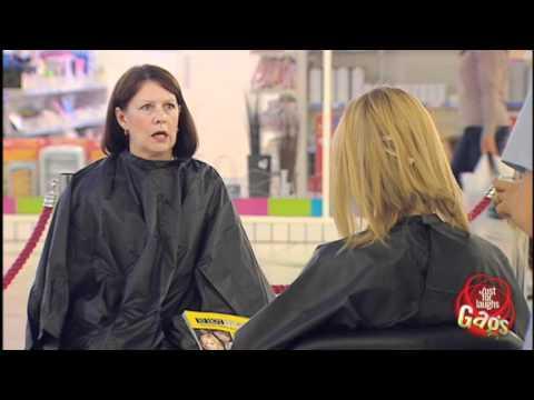 Hairdresser Gone Wrong